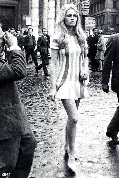 Brigitte Bardot. Be a Statement. 60s