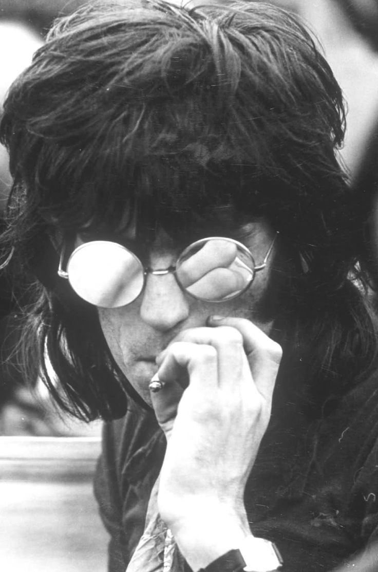 """""""Music is a language that doesn't speak in particular words. It speaks in emotions, and if it's in the bones, it's in the bones."""" — Keith Richards,According to the Rolling Stones"""