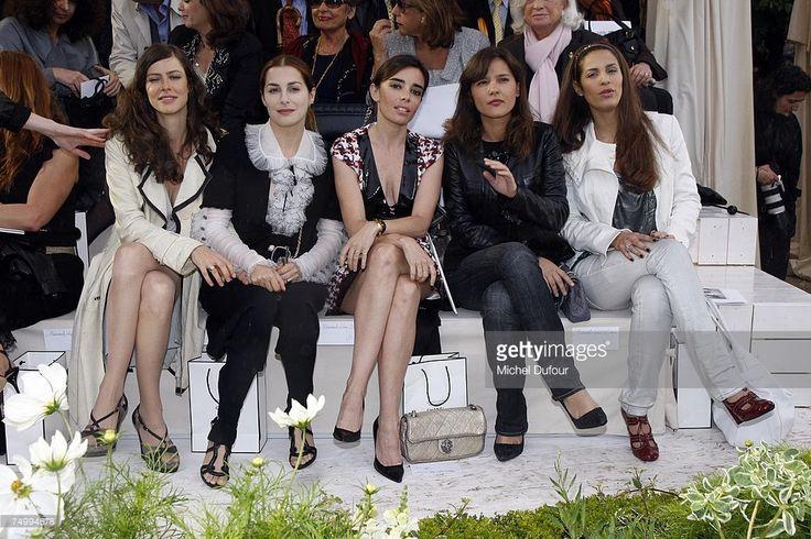 Photo d'actualité : Anna Mouglalis, Amira Casar, Elodie Bouchez,...