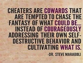 There are many forms of cheating. A husband or wife can cheat on their spouse, a taxpayer can cheat on their taxes, and a game player can cheat in order to win. Cheating in any form is wrong, and this behavior shows a lack of good character and morals. Cheating to win, because of temptation, or to try to get ahead in life will only give you temporary success and there is no justification for it.