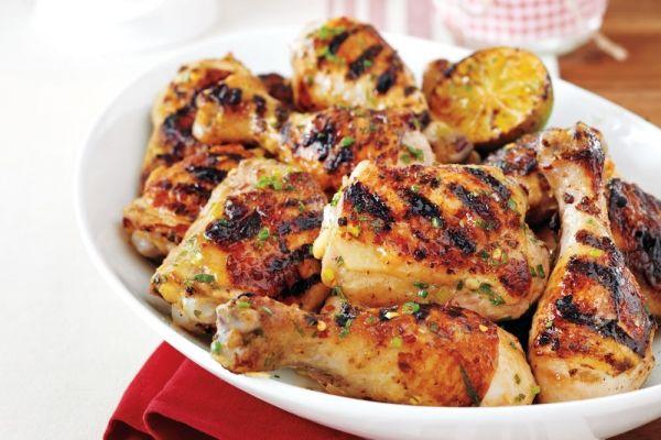 Maple Buttermilk Grilled Chicken