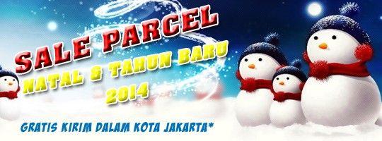 SALE Parcel Natal Disc 10% Hp: 08179958589 Gratis kirim Jakarta*