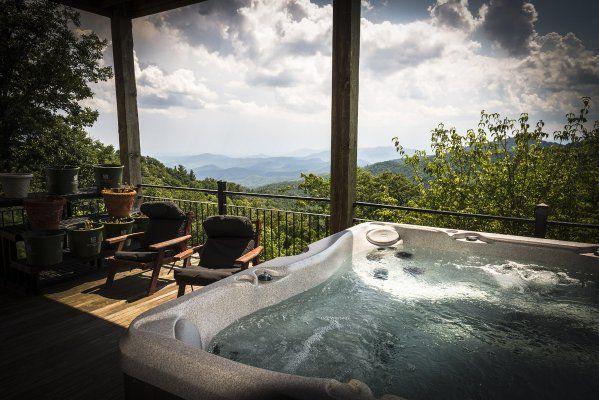 Cuvee - Cabin rentals in NC, NC cabin rentals, cabins in Boone NC