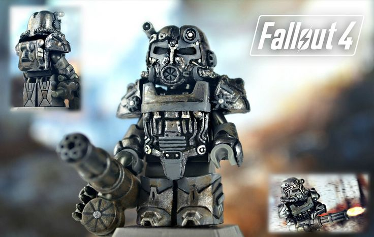 LEGO Fallout 4 : T-60 Power Armor