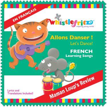 Allons Danser CD Review