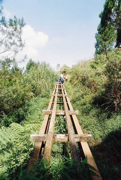 hiking Jayagiri, Lembang