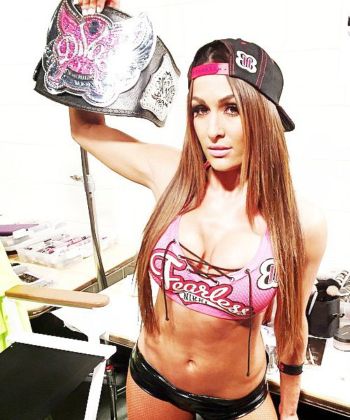 71 best images about wrestling divas on pinterest sasha - Diva nikki bella ...