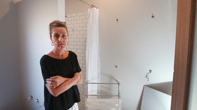 <p>AFTER her bathroom renovation was botched, Samantha McCarthy wrote an online review about the interior designer as part of a bid to get her money back. Instead she got a defamation threat.</p>