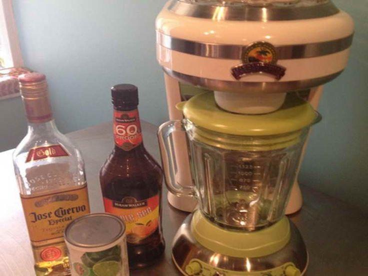 jimmy buffet margarita machine