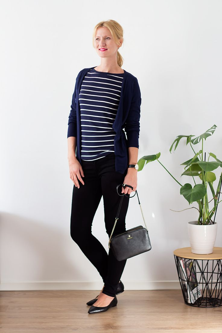 Slow fashion challenge. 10 outfits out of ten pieces of clothes. #slowfashion #challenge #fall #wardrobe