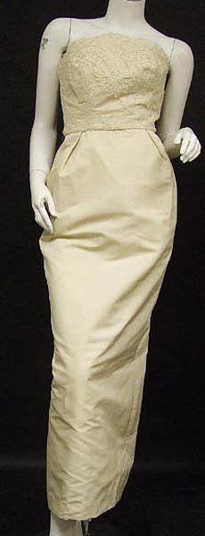 Свадебные платья 50х-60х годов. – 79 photos   VK