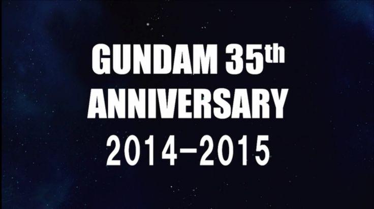 35° anniversario di Gundam festeggiato dai fans di tutto il mondo compresi alcuni nomi importanti del settore. Disegni, action figure tutti personalizzati!