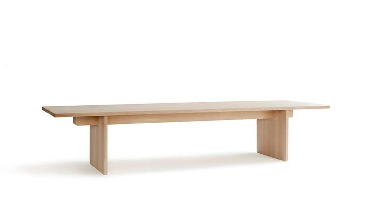 EDI table by Claesson Koivisto Rune for NIKARI / Finland.