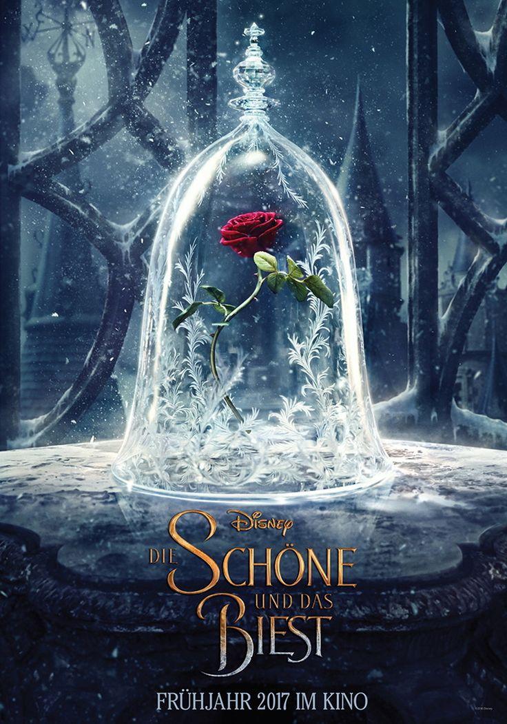 """Der erste Trailer der Realverfilmung """"Die Schöne und das Biest"""" ist da und wirkt vielversprechend. Kinostart in Deutschland ist der 30. März 2017"""