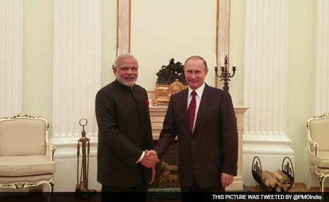 India, Russia Likely To Sign Key Defence Deals Worth Billions Today