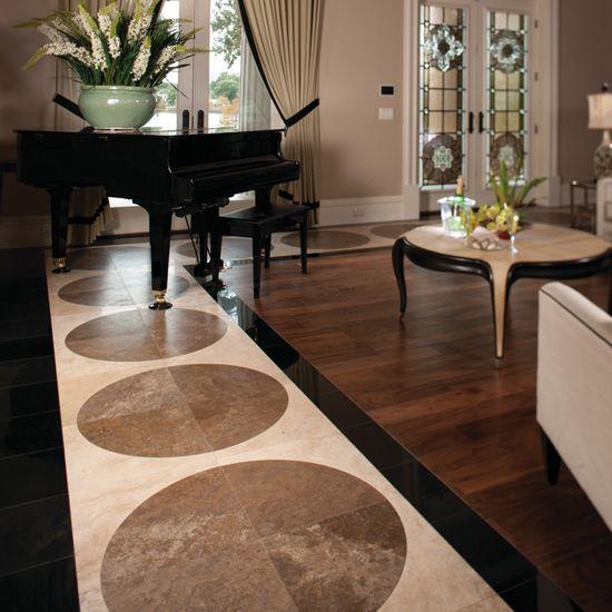 18 best tile flooring images on pinterest floors for Mediterranean flooring ideas