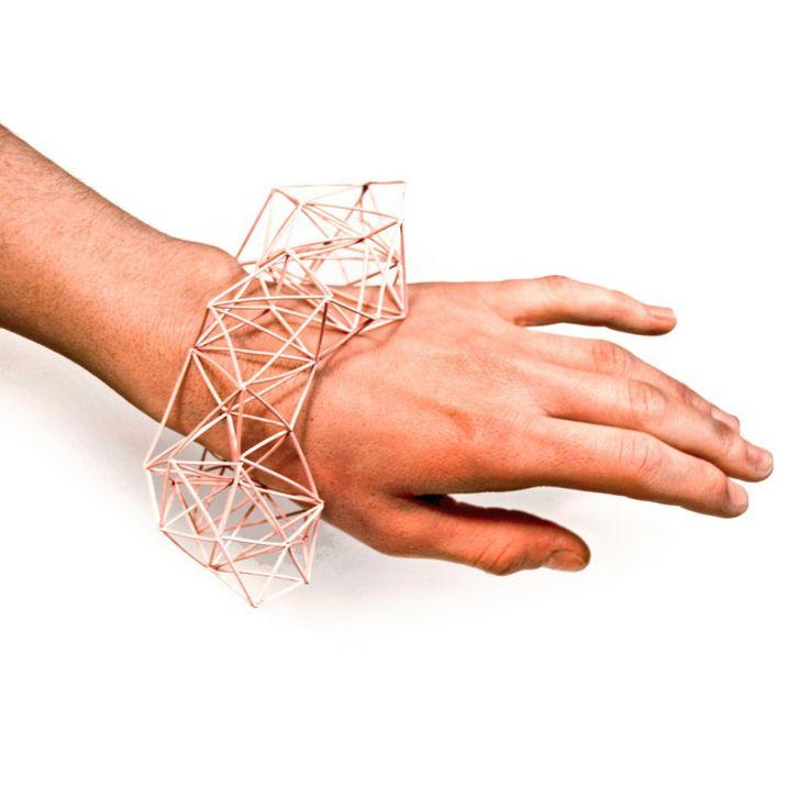 POLYGON Bracelet by Arthur Hash