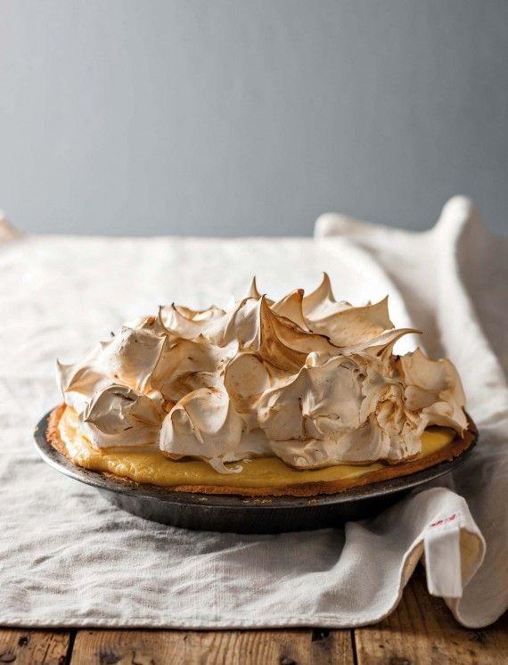 Lemon meringue