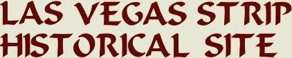 Las Vegas Casino History