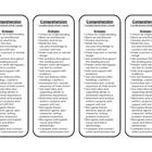 The students and teachers can keep track of what reading strategy the student is working on during reading conferences by using this bookmark! Just...