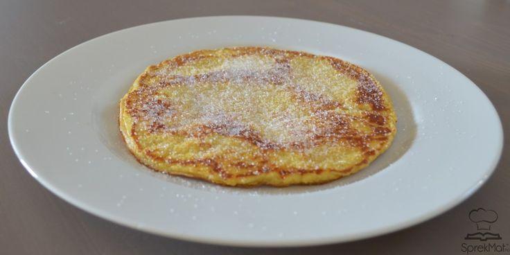 Pannekaker uten gluten og melk