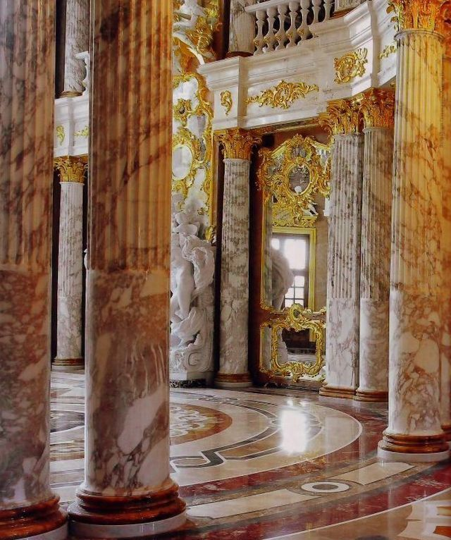 Winter Palace Interior | Russia | Pinterest