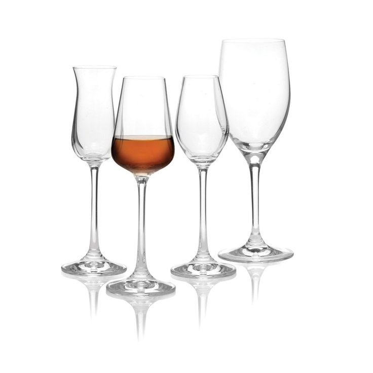 Mikasa® Grapemasters Set of 4 Varietal Dessert Wine Glasses online at Mikasa.com