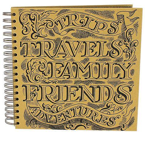Buy Emma Bridgewater Scroll Photo Album Online at johnlewis.com