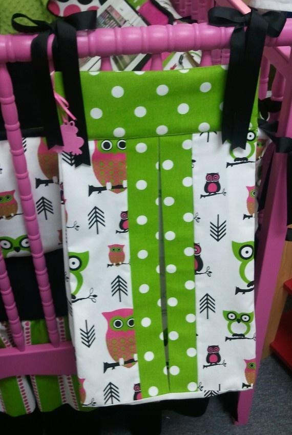 diaper stacker, love it!