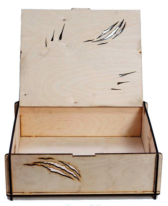 Storage Big Box   Claws, Decorative Box For Storing Board Games.
