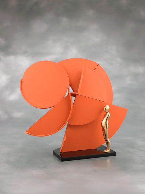Ernest Tino Trova - Profile Canto #IV | From a unique collection of figurative sculptures at http://www.1stdibs.com/art/sculptures/figurative-sculptures/