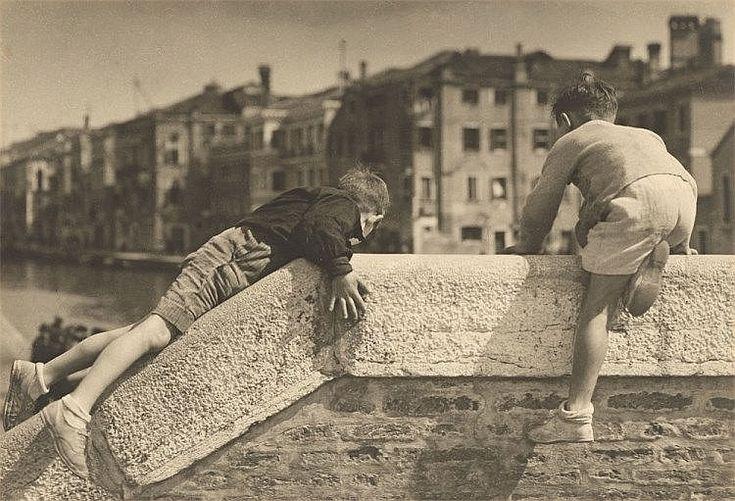 Jan Lauschmann, Benátšti Kluci (Venetian boys)
