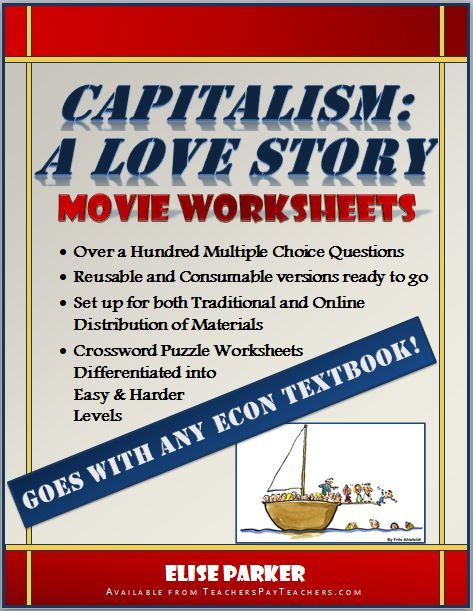 """capitalism a love story film analysis essay """"capitalism: a love story"""" movie review — like every michael moore movie, """"capitalism: a love story"""" is supposed to make you mad like every michael moore movie i have seen, it made me mad for some reasons he didn't intend."""