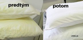 Ako na vybielenie oblečenia. Najúčinnejší spôsob,aby boli znova biele! | Chillin.sk