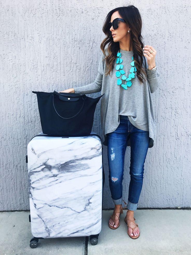 Travel Style | IG: @Alyson_Haley