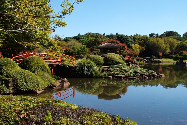 Japanese Garden - Toowoomba.   QLD.  Taken by Parkerartzzi.