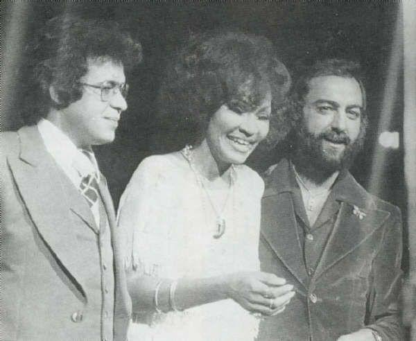 Hector Lavoe, La Lupe & Masucci