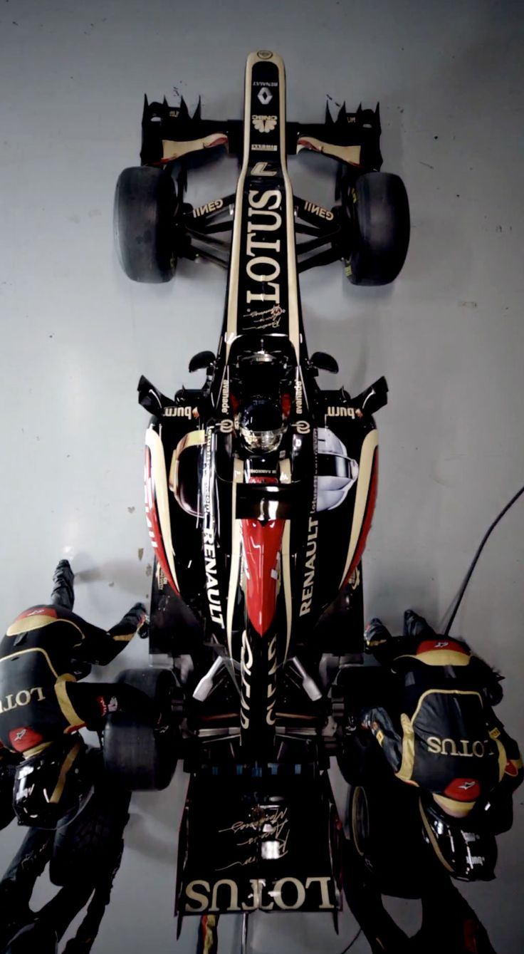 Daft Punk race for Lotus F1 Team in a promo vid by Jonas Åkerlund & Black Dog Films. Enjoy the ride!
