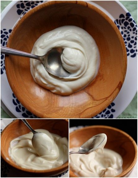 DIY Greek Yogurt Facial.  Here's how to apply the yogurt mask: Buy plain or vanilla Greek yogurt.Use a clean, specifically designated foundation brush and apply in a thick layer all over face, using about 3-5 teaspoons.  If you don't have a brush use your fingers or a spoon.  Not a big deal either way.Let the yogurt sit for about 5-10 minutes {I did 10 minutes}Wash face with lukewarm water.