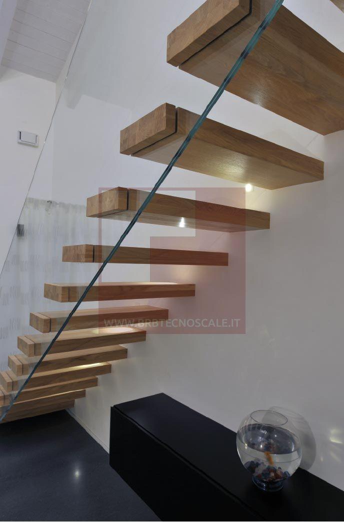 Gradini Di Legno Nome : Migliori idee su gradini di legno scale