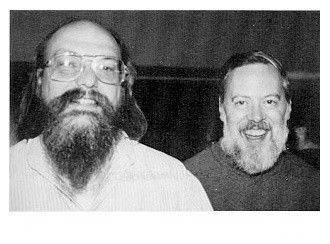 Kernighan and Ritchie