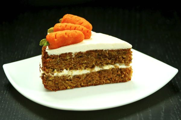 Carrot-Walnut Cake