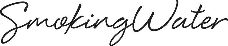 Logo Design Brisbane | Smoking Water | View our Portfolio: http://www.oleymediagroup.com.au/portfolio/logo-design/ #LogoDesign