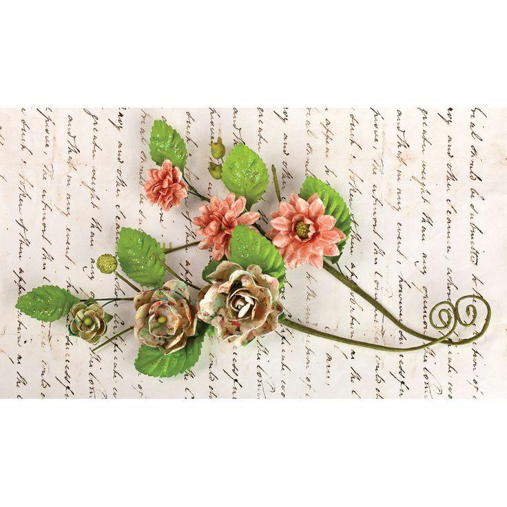 Prima de Marketing Divinas Paper Flower VinesPrima marketing Divinas papel vides de la flor,