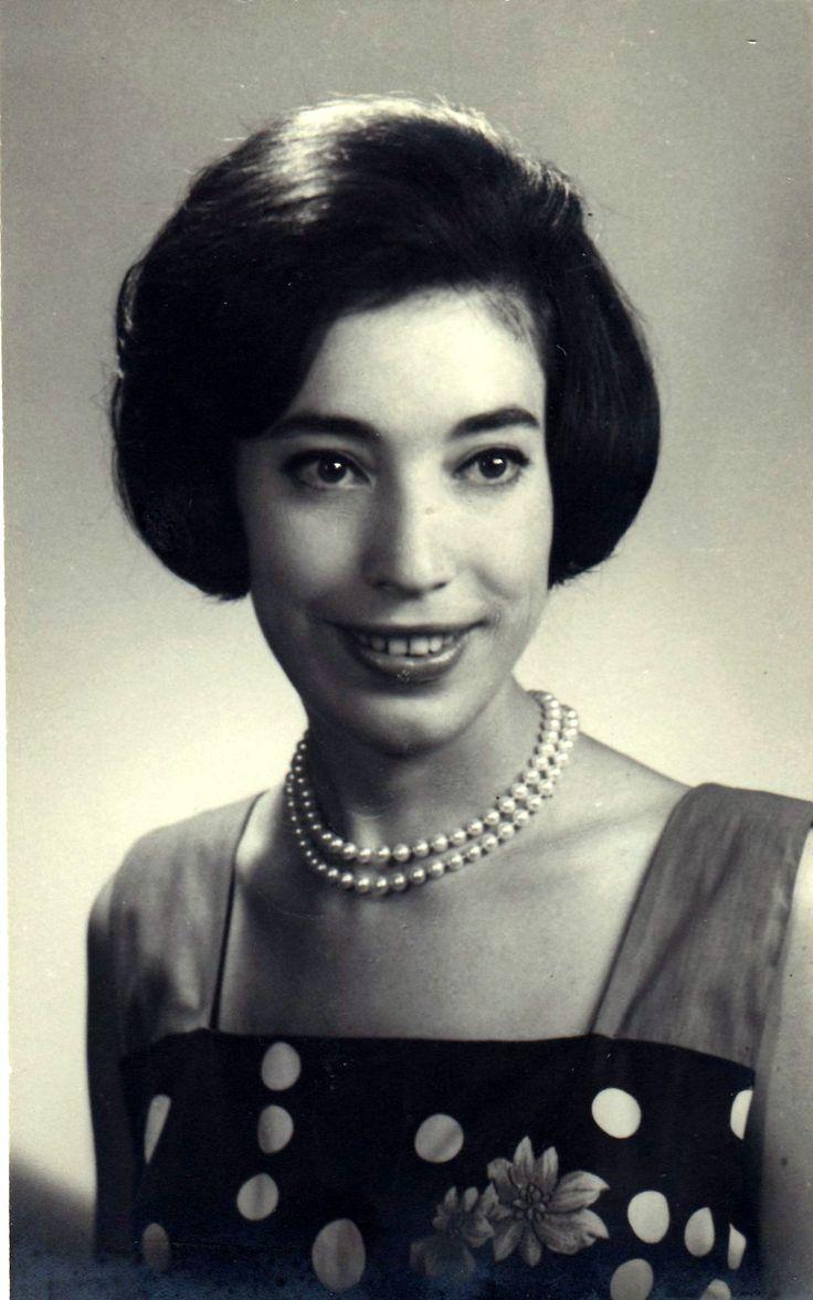 1° foto artistica di Maria (anni '60)