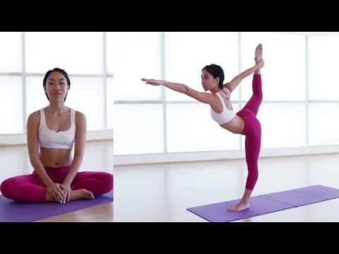 hot yoga pose tips standing bow / dandayamana dhanurasana