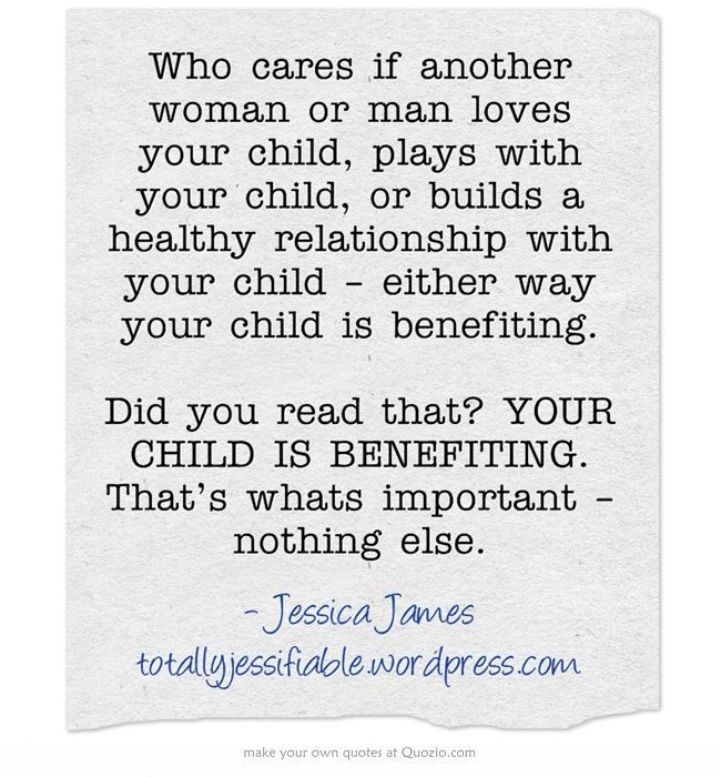 Loving A Woman With A Child Quotes: 25 Best Blended Family Quotes Images On Pinterest
