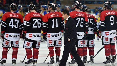 Underdog role just the reality for Canada at Spengler Cup