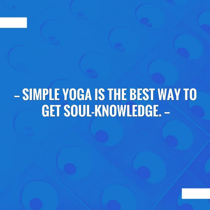 Just in: Simple Yoga is the best way to get Soul-Knowledge. http://jiddanand.blogspot.com/2017/07/simple-yoga-is-best-way-to-get-soul.html?utm_campaign=crowdfire&utm_content=crowdfire&utm_medium=social&utm_source=pinterest