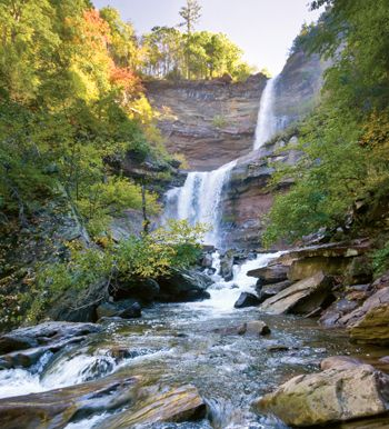 Hudson Valley, NY, Hiking Trails and Paths with the Best Waterfalls - Hudson Valley Magazine - July 2011 - Poughkeepsie, NY